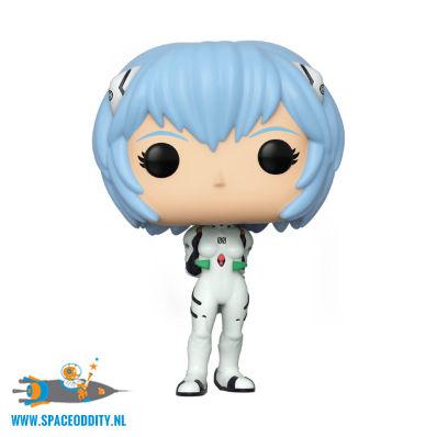 Pop! Animation Evangelion vinyl figuur Rei
