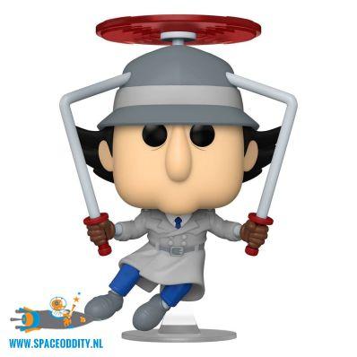 Pop! Animation Inspector Gadget (flying) 893 vinyl figuur