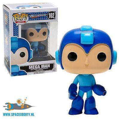 Pop! Games! Mega Man vinyl figuur