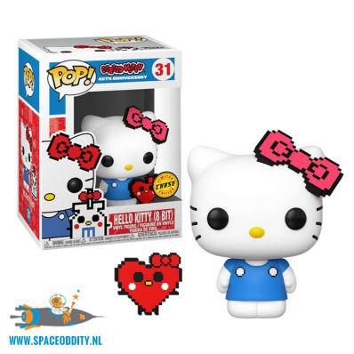 Pop! Hello Kitty vinyl figuur Hello Kitty (8 Bit chase)