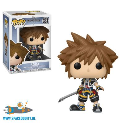 Pop! Kingdom Hearts vinyl figuur Sora (331)