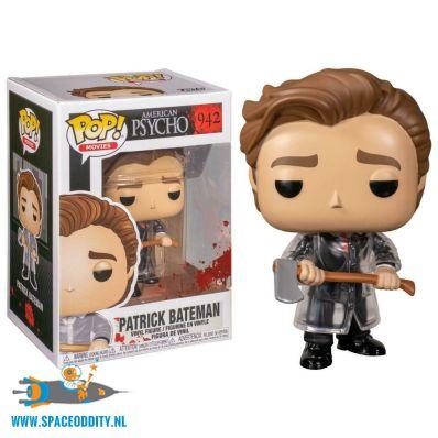 amsterdam, nederland, winkel, te koop, Pop! Movies American Psycho vinyl figuur Patrick Bateman with axe