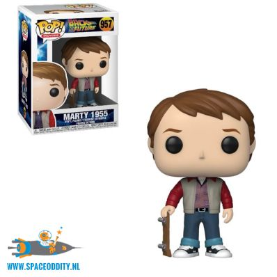 Pop! Movies Back To The Future vinyl figuur Marty 1955
