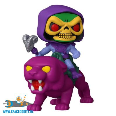Pop! Rides Skeletor on Panthor