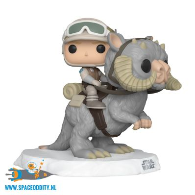 Pop! Star Wars bobble head Luke on Taun Taun