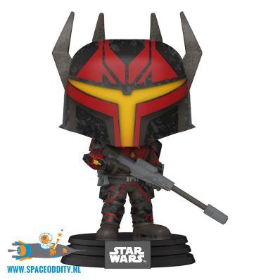 Pop! Star Wars Clone Wars bobble head Gar Saxon