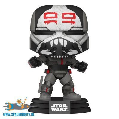 Pop! Star Wars Clone Wars bobble head Wrecker