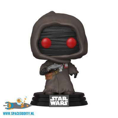 Pop! Star Wars The Mandalorian bobble head Offworld Jawa.