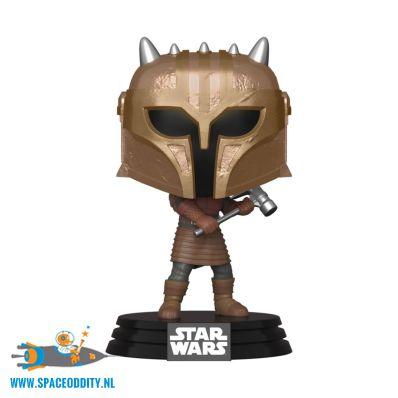 Pop! Star Wars The Mandalorian bobble head The Armorer