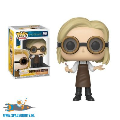 Pop! Television Doctor Who thirteenth doctor