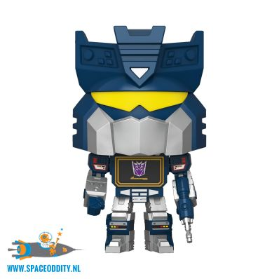 Pop! Transformers vinyl figuur Soundwave
