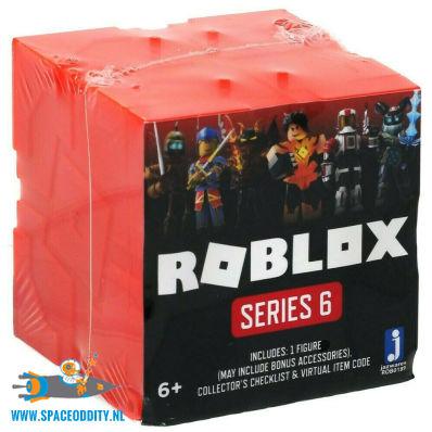 Robox figuur blind box series 6