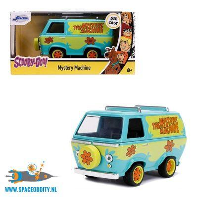 te koop-winkel-amsterdam-nederland-Scooby Doo die-cast Mystery Van 1/36 schaal