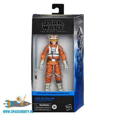 Star wars The Black Series actiefiguur Luke Skywalker (Snowspeeder)