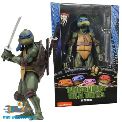 TMNT movie 1990 actiefiguur Leonardo