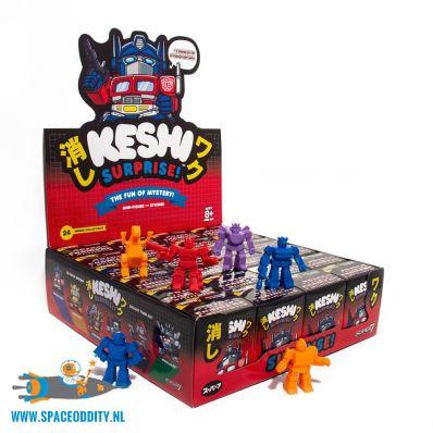 Transformers mini figure keshi surprise autobot blindbox