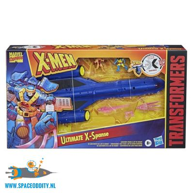te koop-speelgoed-winkel-amsterdam-nederland-Transformers X X-Men Animated Ultimate X-Spanse