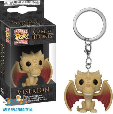 Pocket Pop! Keychain Games of Thrones Viserion