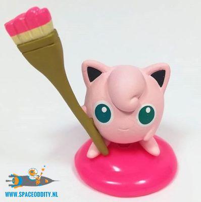Pokemon pocket monsters pink painting serie Jigglypuff