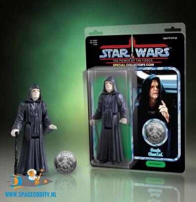 Star Wars jumbo size vintage The Emperor