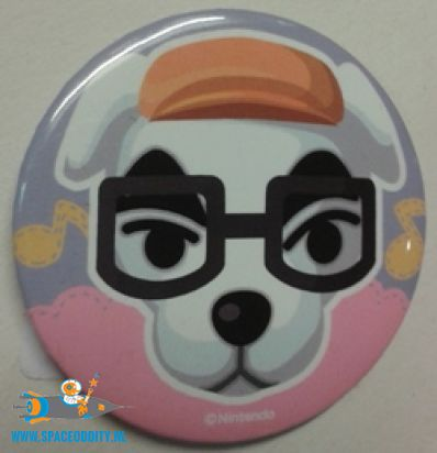 Animal Crossing button DJ KK Slider