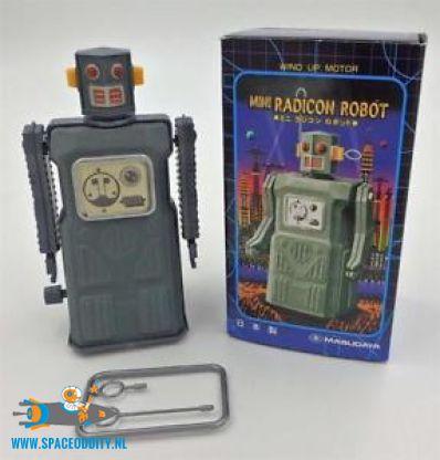 Radicon Robot met wind-up functie 10 cm
