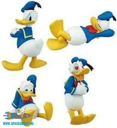 Donald Duck Emotional Collection van 4 figuurtjes