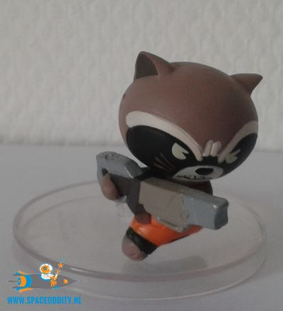 Marvel Kawaii art figure serie 2 Rocket Raccoon
