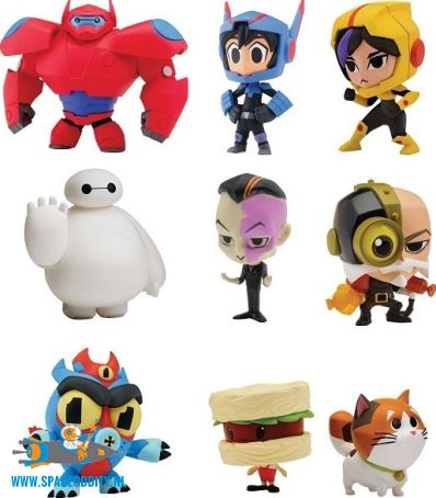 Big Hero 6 series 2 mini blind box chibi figuur