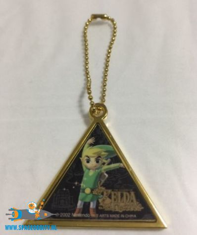 The Legend of Zelda Triforce sleutelhanger Wind Waker