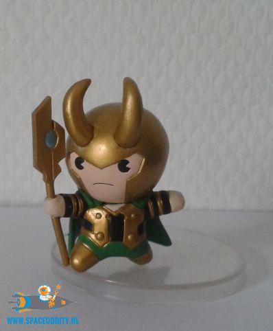 Marvel Kawaii art figure serie 2 Loki