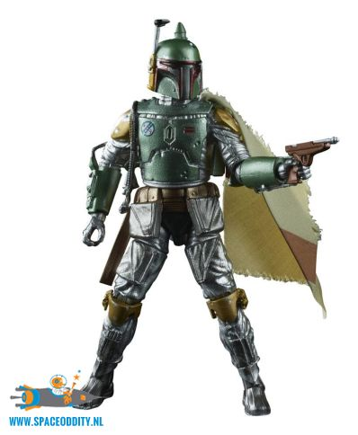 Amsterdam , action, figure, store, Star Wars The Black Series actiefiguur Boba Fett (carbonized)