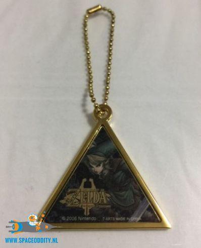 The Legend of Zelda Triforce sleutelhanger Twilight Princess