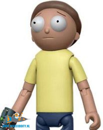 Rick and Morty actiefiguur Morty