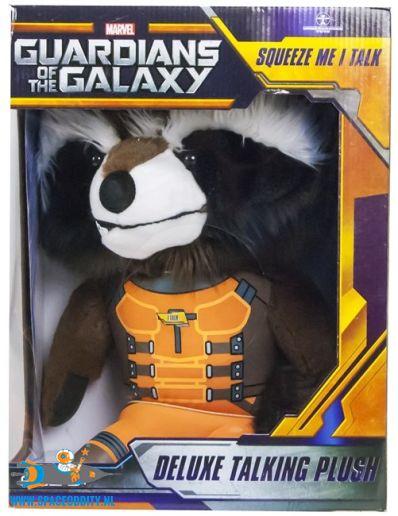Guardians of the Galaxy 2 talking plush Rocket Raccoon