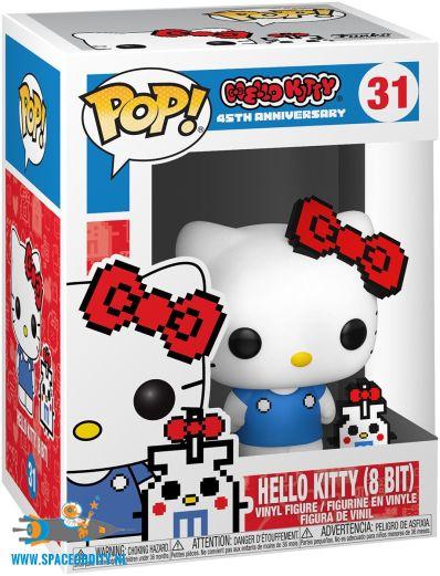 Pop! Hello Kitty vinyl figuur Hello Kitty (8 Bit)