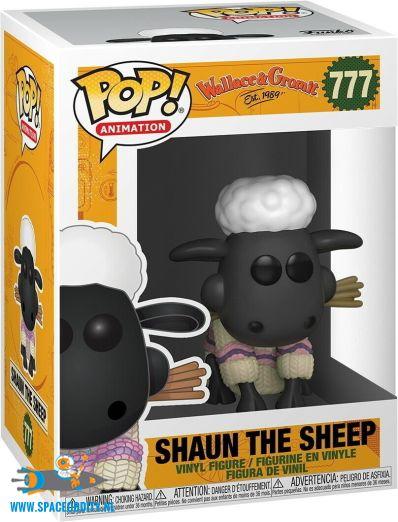 funko-winkel-amsterdamPop! Animation Wallace & Gromit vinyl figuur Shaun The Sheep