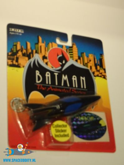 Batman The Animated Series die cast Batboat