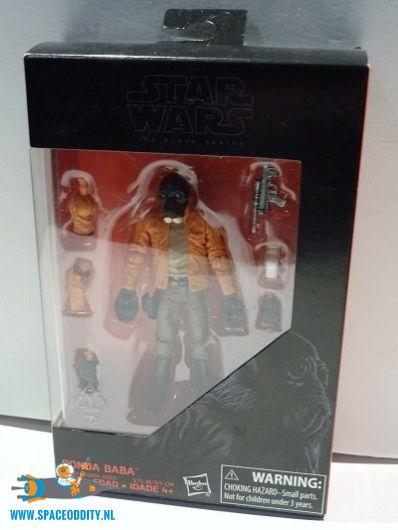 Star Wars The Black Series actiefiguur Ponda Baba 10 cm