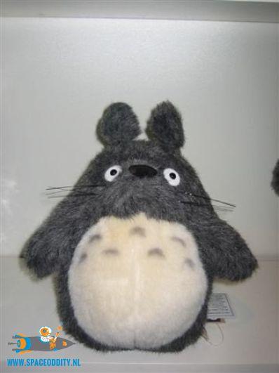 te koop-anime-knuffel-winkel-amsterdam-Totoro pluche donkergrijs  (big Totoro) 20 cm