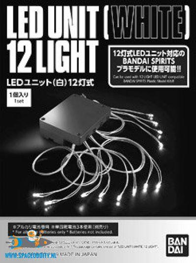 Gundam led unit 12 light (white)
