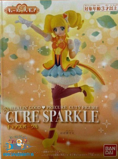Healin'Good PreCure cutie figure; Cure Sparkle