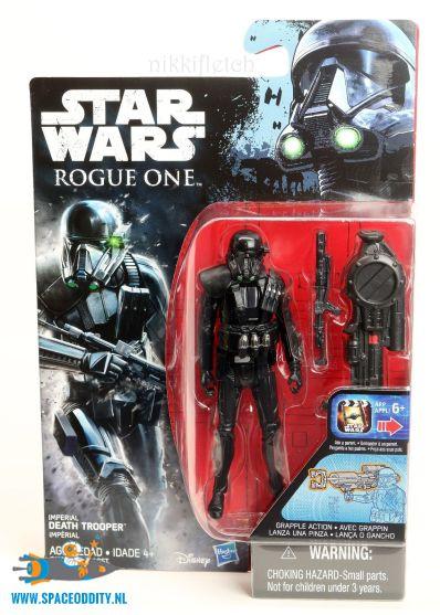 action -figure-store-amsterdam-netherlands-Star Wars Rogue One actiefiguur Death Trooper
