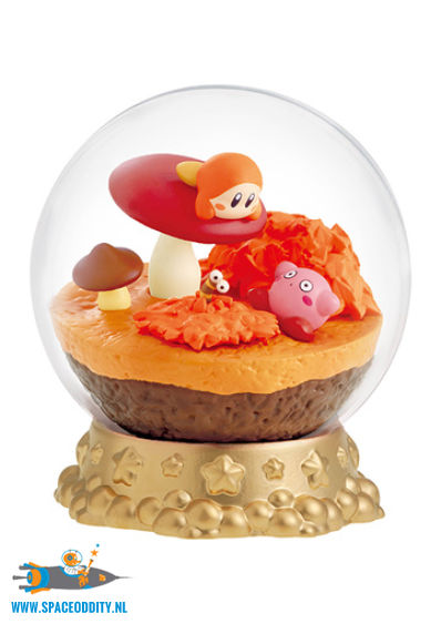 Kirby Re-Ment Terrarium PuPuPu Seasons Fallen leaves