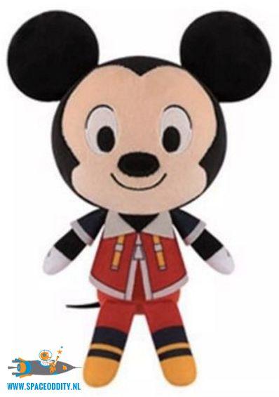 Kingdom Hearts plushies Mickey