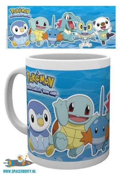 Pokemon beker / mok Water partners