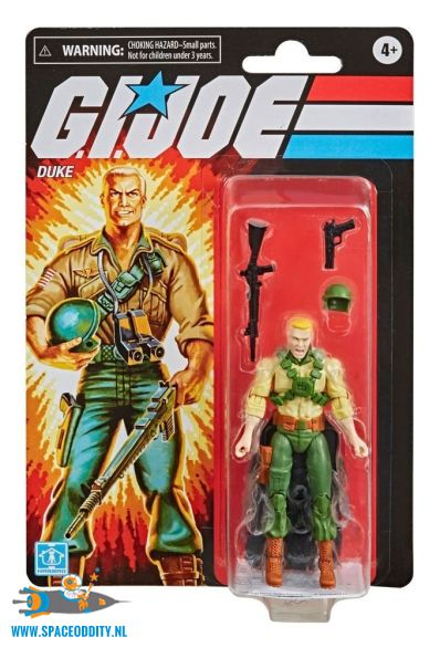 te koop-amsterdam-winkel-nederland-G.I. Joe retro collection actiefiguur Duke