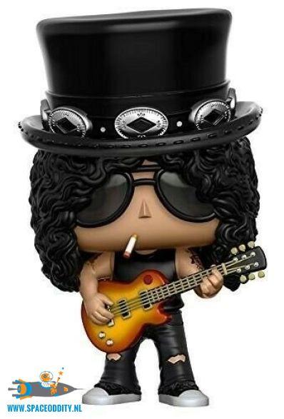 Pop! Rocks vinyl figuur Slash ( Guns N Roses )
