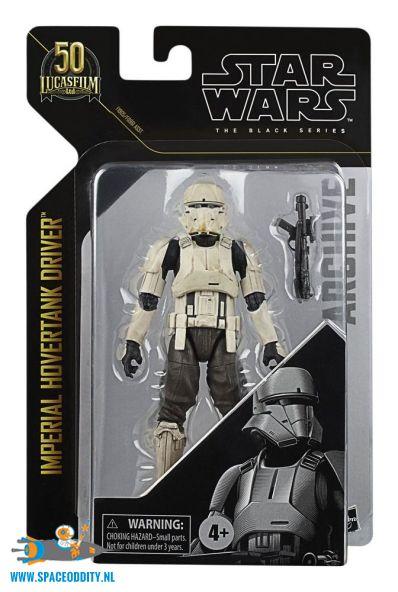 te koop-amsterdam-speegoed-winkel-Star Wars The Black Series Archive actiefiguur Imperial Hoovertank Pilot