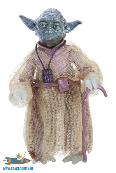 Amsterdam, winkel, speelgoed, ​Star Wars The Black Series actiefiguur Yoda (Force Spirit)